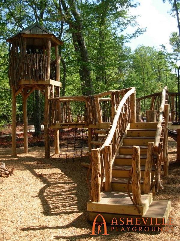 Rock Ridge Park Natural Staircase 2