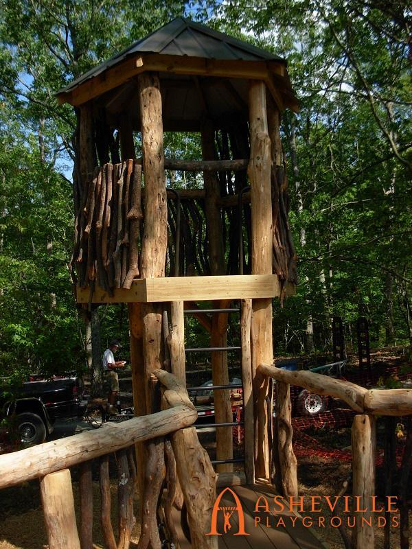 Rock Ridge Park Natural Tower 1